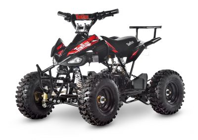 Electric ATV TR240 Black and red TomRide