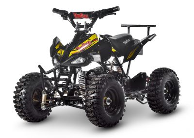 Electric ATV TR240 Black and yellow TomRide